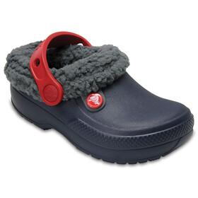Crocs Classic Blitzen III - Sandales Enfant - bleu